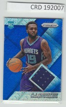 Panini Prizm Rookie Card Event Worn Jersey Material * P.J. Hairston * CR... - $2.56