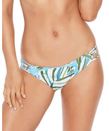 NEW L*Space SUMATRA PALM LOW DOWN Reversible BOTTOM Swim Bikini  M Medium