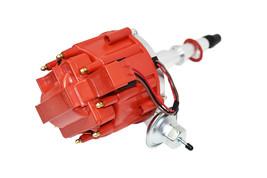 A-TEAM  AMC JEEP CJ5 CJ7 304 360 401 V-8 HEI DISTRIBUTOR RED 65K VOLT COIL image 2