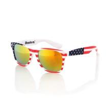 American USA Flag Retro 80's Sunglasses Classic America Patriotic Classi... - $19.63