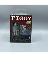 PIGGY Roblox Series 1 ROBBY Buildable Set w Exclusive DLC Code New Construction - $24.74