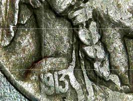 1913, 1915,  1916, and 1916 D Buffalo Nickel AA20BN-CN6074 image 3