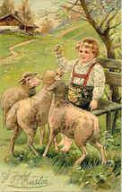 A Joyful Easter Paul Finkenrath of Berlin Post Card - $7.00