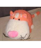 "Hallmark Snackerdoodles SUSHI ALLEY CAT Plush 7"" with treat - $14.96"