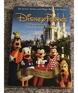 Disney Parks: The Secrets, Stories, and  Magic Behind the Scenes (DVD) B... - $6.90