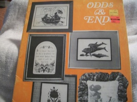 Odds & Ends Cross Stitch Leaflet Three - $5.75