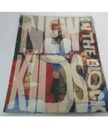 New Kids On The Block Original Promo 1990 McDs Magic Summer Poster Book ... - $29.69