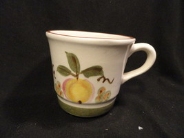 Stangl Pottery Apple Delight Coffee Cup Stackable - $4.99