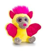 Keel Toys 25cm Moonlings Bat Yellow & Pink - $11.67