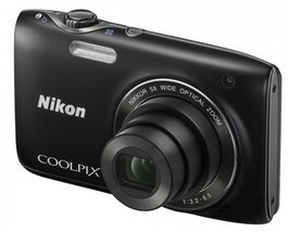 BRAND NEW Nikon COOLPIX S2500 12.0 MP Digital Camera - BLACK **‹(•¿... - $116.69