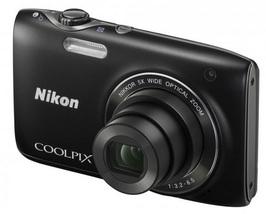 BRAND NEW Nikon COOLPIX S2500 12.0 MP Digital Camera - BLACK **‹(•¿... - $116.69
