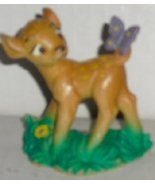 "BAMBI PVC Figure 2.25"", 1982 Disney Prod BULLY Germany - $29.99"