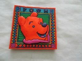 Wdw Disney Vintage Animal Kingdom 1998 Winnie The Pooh Magnet New - $9.99