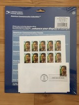USA 37c Cesar Chavez Stamp Sheet and Cover Set -First Day of issue 04 23... - $10.00