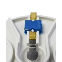 Vortec V-8 V-6 Distributor Rotor D465 Compatible with Chevy GM White image 9