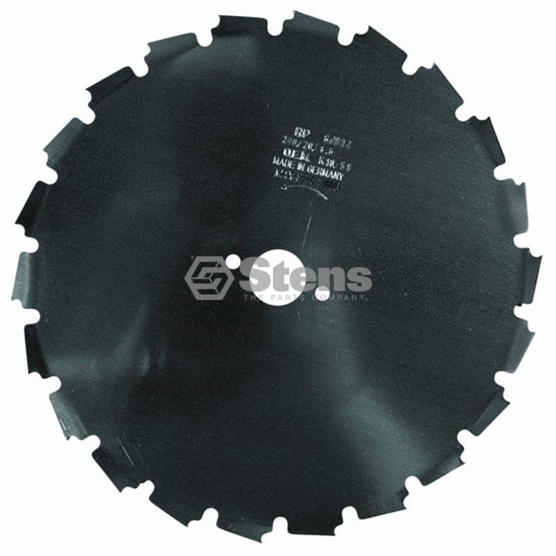 Primary image for 395-333 Stens Steel Brushcutter Blade 8in x 22 Tooth