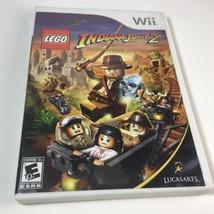LEGO Indiana Jones 2: The Adventure Continues - Nintendo  Wii Game - $3.95