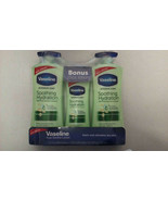 Vaseline Intensive Care Aloe Soothe Body Lotion 20.3 oz. 2 Pack with 10 ... - $29.67