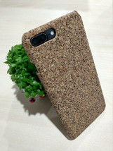 EcoQuote iPhone 7 Plus / 8 Plus Handmade Eco Frienldy Phone Case Cork Fi... - $26.00