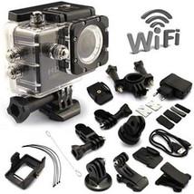 Etek Sorts Wi-Fi 12MP HD 1080P Imperméable Caméra Action - $148.48