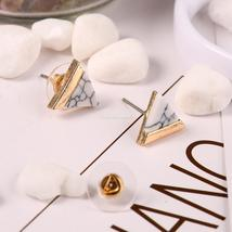 Style Triangle Earrings (12779) >> Combined Shipping - $3.75