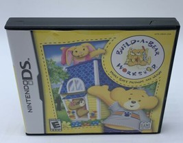 Build-A-Bear Workshop Nintendo DS Game 2007 - $4.99