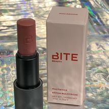 NIB Bite Beauty Multi-stick MACAROON Gorgeous Cool Mauve Pink image 3