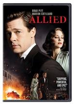 Allied (DVD, 2017)