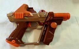 2004 Tiger Electronics Orange Lazer Tag Team Ops Laser Gun C-290A - $19.35