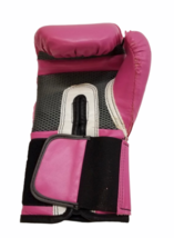 Manny Pacquiao Signed Pink Everlast Boxing Glove Autograph Authentic image 4