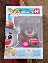 Funko Pop! Tale Spin #441 Baloo Flocked Target Exclusive - $16.99