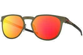 Oakley die Schneider Herren / Damen Runde Sonnenbrille Oo4137-02 Hartzin... - $209.07