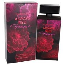 Always Red Femme by Elizabeth Arden Eau De Toilette Spray 3.3 oz for Women - $22.95