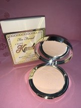 Too Faced I Want Kandee Banana Pudding Scented Brightening Face Powder DMG BOXES - $47.52