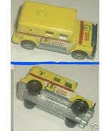 MAJORETTE 1/57 Toy Car yellow BANK SECURITY truck - $24.99