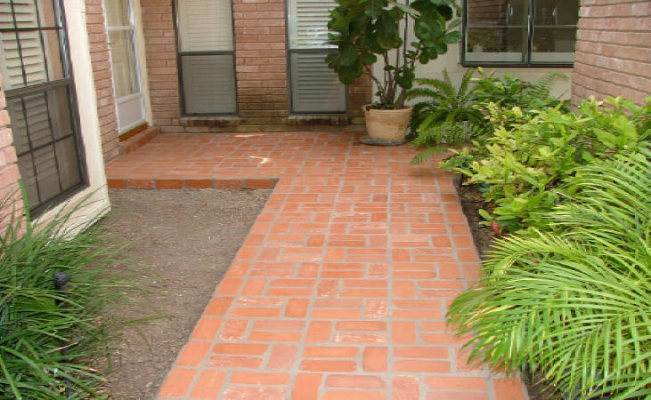 """Antique Brick Veneer Molds 10 ea 9x4"""" Make 100s #923 Bricks Walls Floors Patio"""