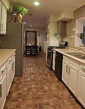 "Antique Brick Veneer Molds 10 ea 9x4"" Make 100s #923 Bricks Walls Floors Patio image 6"