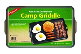 Coghlan's Two Burner Non-Stick Camp Griddle, 16.5 x 10-Inches - $22.60