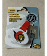 Pacifier Clip OTTAWA SENATORS NEW NHL LICENSED Baby 3-6 Months Hockey Fan - $7.56