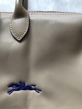 Longchamp Club Le Pliage Bag Beige Large L1899619841 image 4