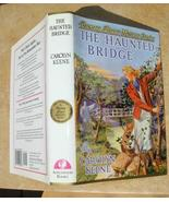 Nancy Drew 15 The Haunted Bridge 1st First Ed. Applewood fine condition - $185.00