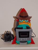 Disney Phineas and Ferb Alarm Clock Radio - $34.99