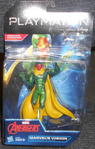 AVENGERS - VISION - PLAYMATION HERO SMART FIGURE - $8.87