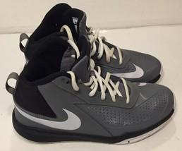 Nike Team Hustle D 7 (GS) Boy's Basketball Shoe 747998 001 Size 5Y - $29.69