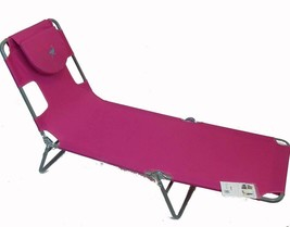 Ostrich Chaise Lounge, Pink - $66.99+