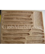 LEDGESTONE RUBBER MOLD. CONCRETE VENEER, CEMENT FORMS - $319.00
