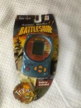 NEW sealed electronic battleship handheld game 2002 MB Milton Bradley - $17.81