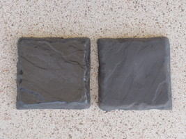 DIY PROJECT KIT MAKES 4x4x1.5 COBBLESTONE PAVERS W/24 PAVER MOLDS & ALL SUPPLIES image 3
