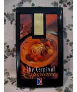 Carnival Cruise Lines Ship Cookbook Recipes 1st. Edition Signed Collector  - $14.95