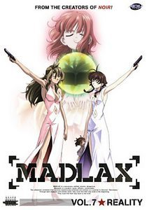 Madlax: Reality Vol. 07 DVD Brand NEW!